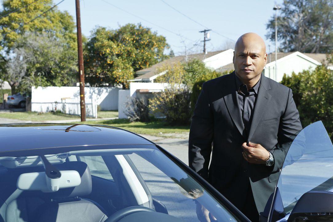 Undercover im Einsatz: Sam (LL Cool J) ... - Bildquelle: CBS Studios Inc. All Rights Reserved.