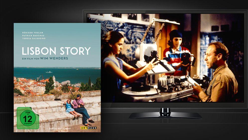 Lisbon Story (Blu-ray Disc) - Bildquelle: Arthaus