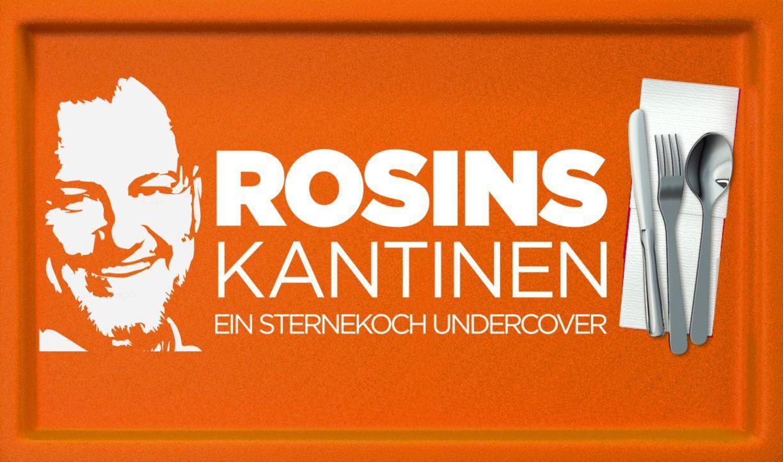ROSINS KANTINEN - EIN STERNEKOCH UNDERCOVER - Logo - Bildquelle: kabel eins