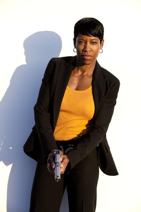 (3. Staffel) - Vor ihrer Beschäftigung bei der Mordkommission war Detective Lydia Adams (Regina King) bei Ermittlungen gegen Gangs tätig ... - Bildquelle: Warner Brothers