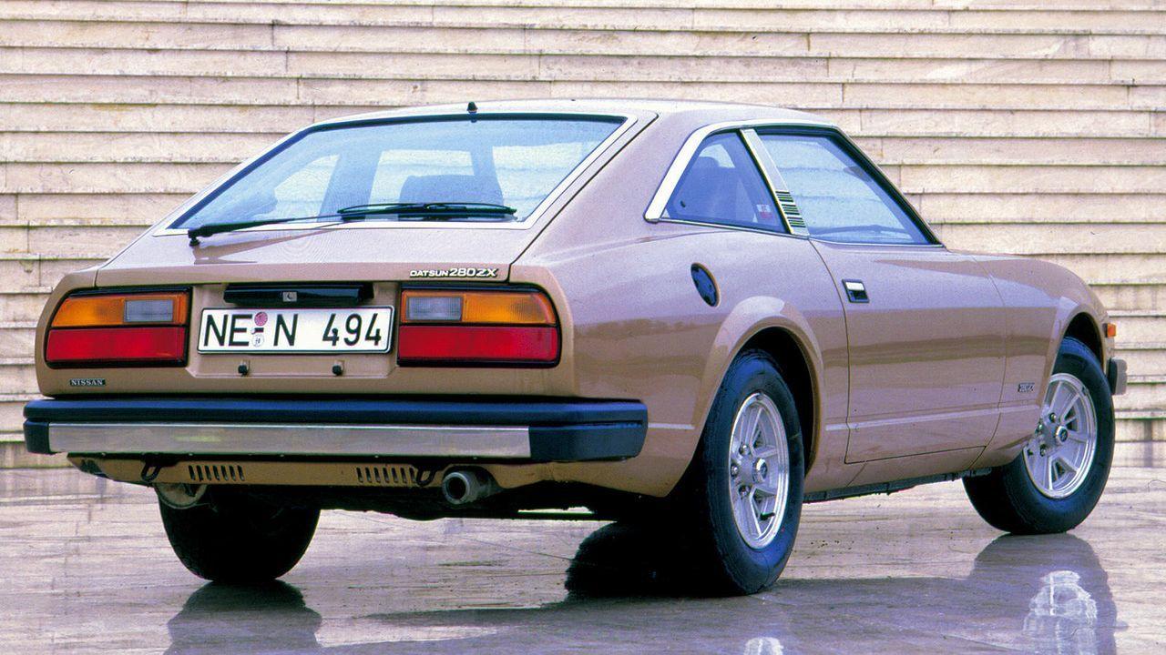 Nissan 280 ZX - Bildquelle: Nissan