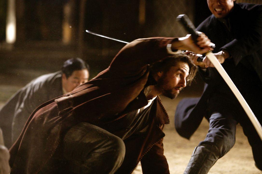 Der Bürgerkriegsveteran Nathan Algren (Tom Cruise) reist gegen Ende des 19. Jahrhunderts nach Japan, um dort die Truppen des Kaisers zu trainieren... - Bildquelle: Warner Bros.