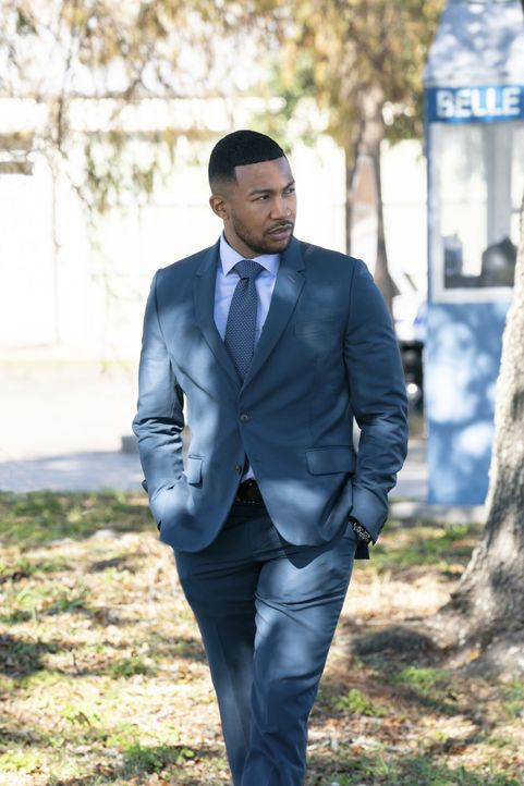 Quentin Carter (Charles Michael Davis) - Bildquelle: Sam Lothridge CBS 2020 CBS Broadcasting, Inc. All Rights Reserved. / Sam Lothridge