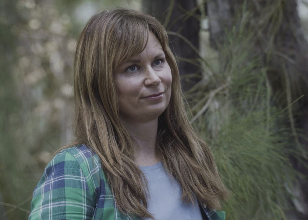 Crystal (Mary Lynn Rajskub) - Bildquelle: 2018 CBS Broadcasting Inc. All Rights Reserved.