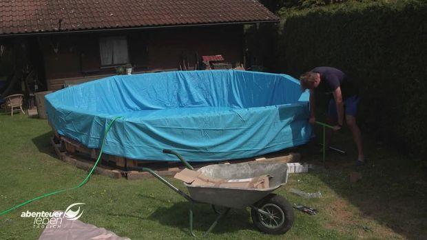 Abenteuer Leben - Abenteuer Leben - Dienstag: Diy-pool Für Den Sommer