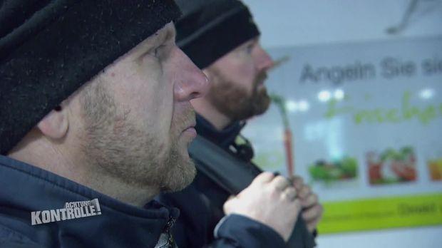 Achtung Kontrolle - Achtung Kontrolle! - Thema U.a.: Beschimpfungen, Randale Und Pöbeleien - Bundespolizei Stralsund