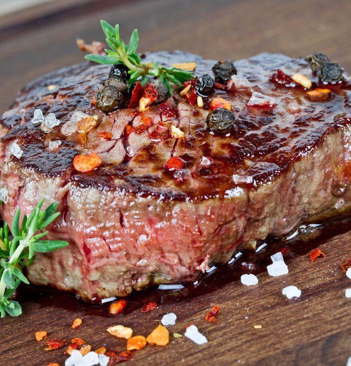 So hat das Schuhsohlen-Steak keine Chance - Bildquelle: Getty