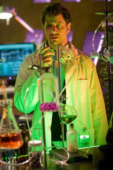 Hat eine neue Erfindung: Dr. Ramsey (Jaime Kennedy) ... - Bildquelle: Universal Television
