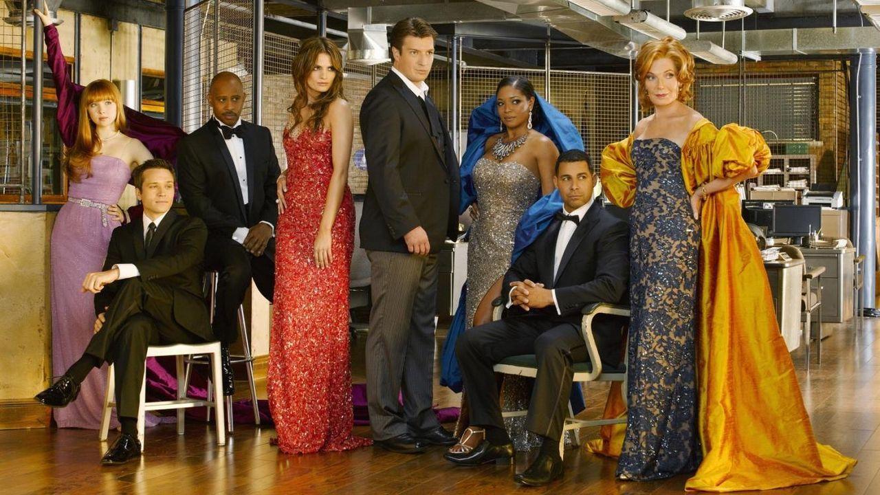 Alle Darsteller der Serie auf einen Blick - Bildquelle: ABC Studios