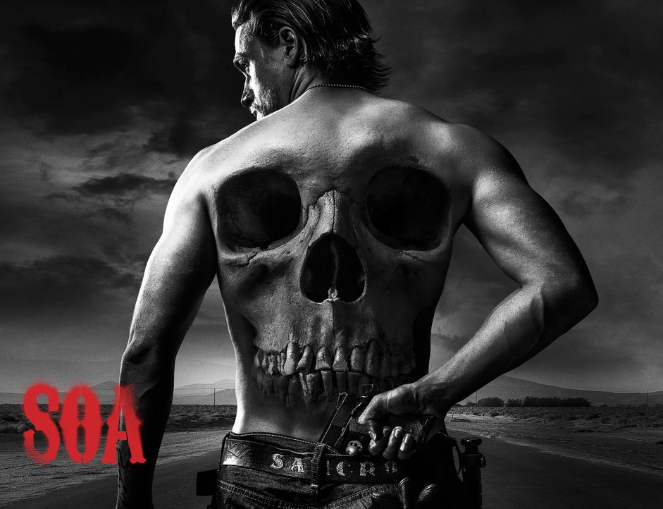 (7. Staffel) - SONS OF ANARCHY - Artwork - Bildquelle: 2013 Twentieth Century Fox Film Corporation and Bluebush Productions, LLC. All rights reserved.