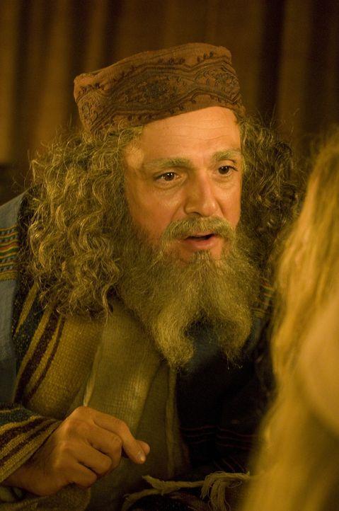 Eines Tages bekommt Abraham (Hank Azaria) Besuch von zwei Steinzeitjägern ... - Bildquelle: 2009 Columbia Pictures Industries, Inc. All Rights Reserved.