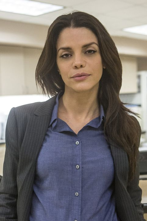 (3. Staffel) - Navy CIS: New Orleans: FBI Agent Tammy Gregorio (Vanessa Ferlito) ... - Bildquelle: Skip Bolen 2016 CBS Broadcasting, Inc. All Rights Reserved