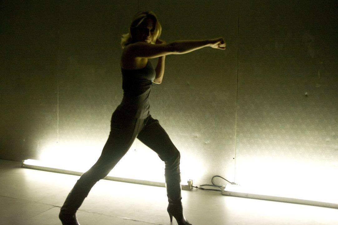 Auf Rachefeldzug: Profikillerin Eve (Zoe Bell) ... - Bildquelle: 2009 Colton Productions, Inc. All Rights Reserved.
