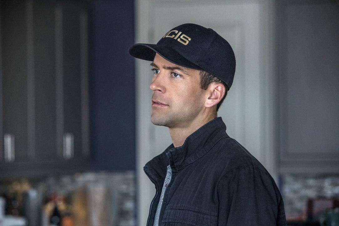 Ob es LaSalle (Lucas Black) gelingt, seine Kollegin vor einem Serienmörder zu retten? - Bildquelle: Skip Bolen 2018 CBS Broadcasting, Inc. All Rights Reserved/Skip Bolen