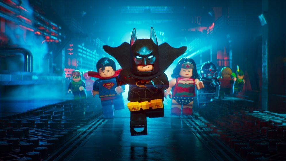The Lego Batman Movie - Bildquelle: 2017 Warner Bros. Entertainment Inc. and RatPac Entertainment, LLC. BATMAN and all related characters and elements © & TM DC Comics.