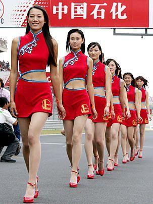 Herzlich Willkommen in der Formel 1: Shanghai - Bildquelle: DPA