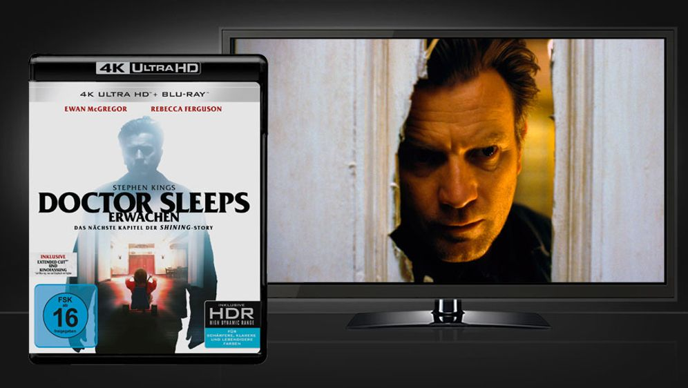 Doctor Sleeps Erwachen (UHD+Blu-ray Disc) - Bildquelle: Warner Home Video
