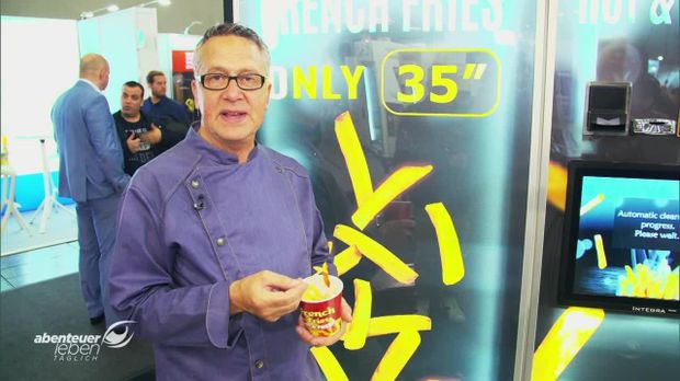 Abenteuer Leben - Abenteuer Leben - Montag: Hoffmann On Tour: Automatenmesse