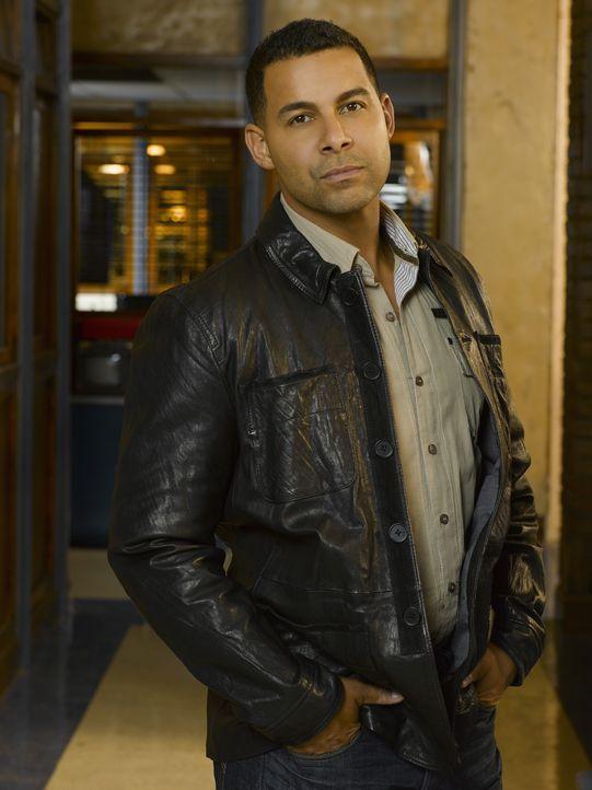 (3. Staffel) - Javier Esposito (Jon Huertas) hält sich nicht immer an die Regeln der Polizei. - Bildquelle: ABC Studios