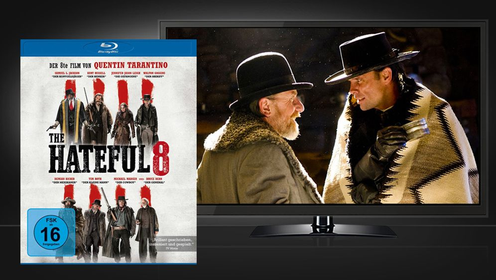 The Hateful 8 (Blu-ray Disc) - Bildquelle: Universum Film