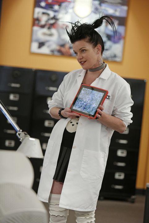 Im Einsatz für die Gerechtigkeit: Abby (Pauley Perrette) ... - Bildquelle: CBS Television