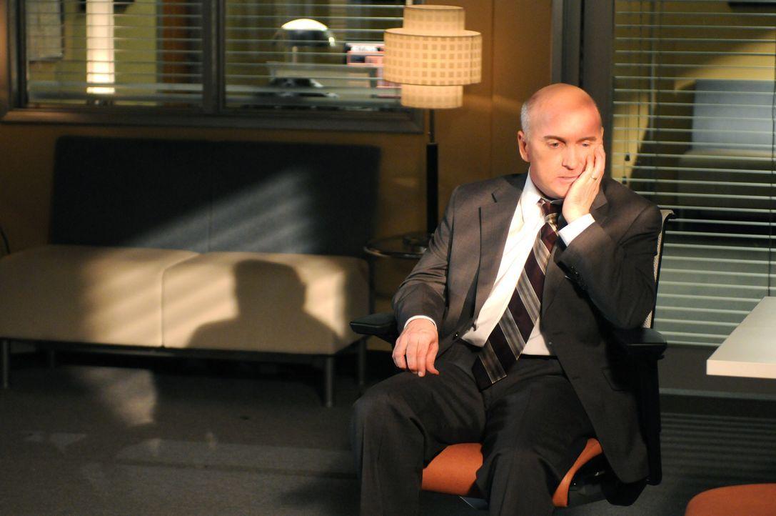 Leiter der Einrichtung von Zitek Biosystems: Scott Price (Matt Malloy) ... - Bildquelle: Warner Bros. Television