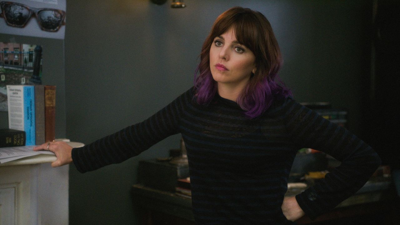 Kitty Winte (Ophelia Lovibond) - Bildquelle: 2018 CBS Broadcasting, Inc. All Rights Reserved