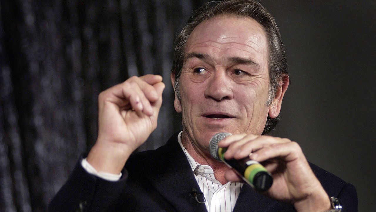 Tommy Lee Jones  - Bildquelle: AFP