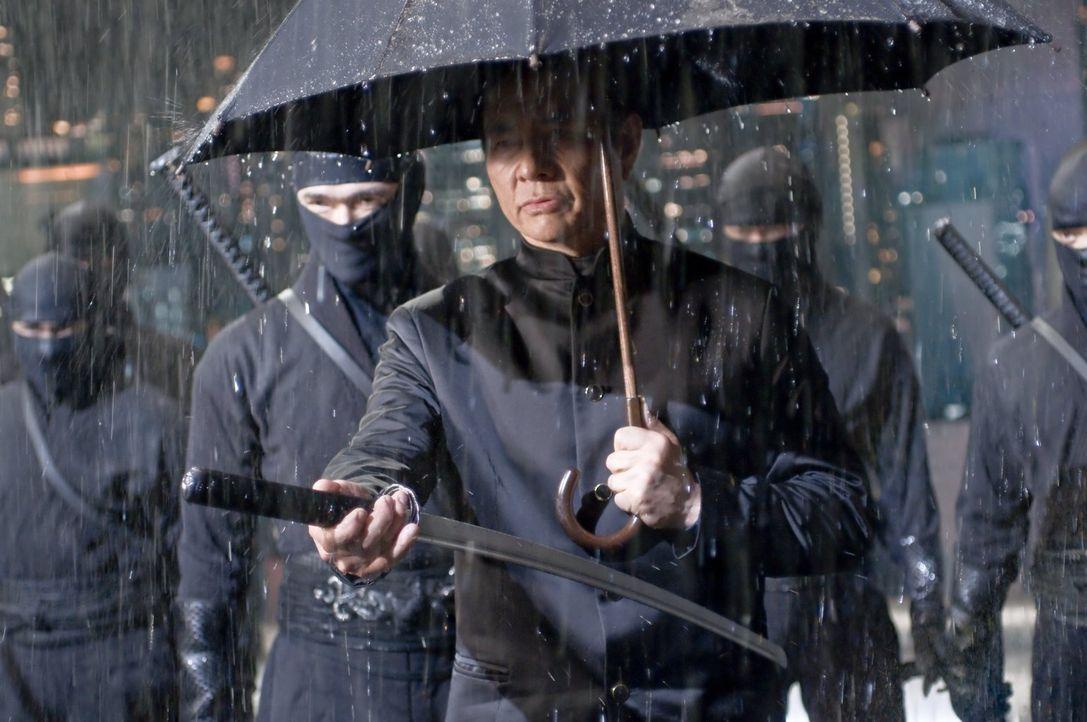 Der Ozunu-Clan schickt sein Killerteam los, angeführt von dem abgebrühten Takeshi (Rick Yune), um die Europol-Agentin Mika Coretti zu töten. Doch di... - Bildquelle: 2009 Warner Brothers