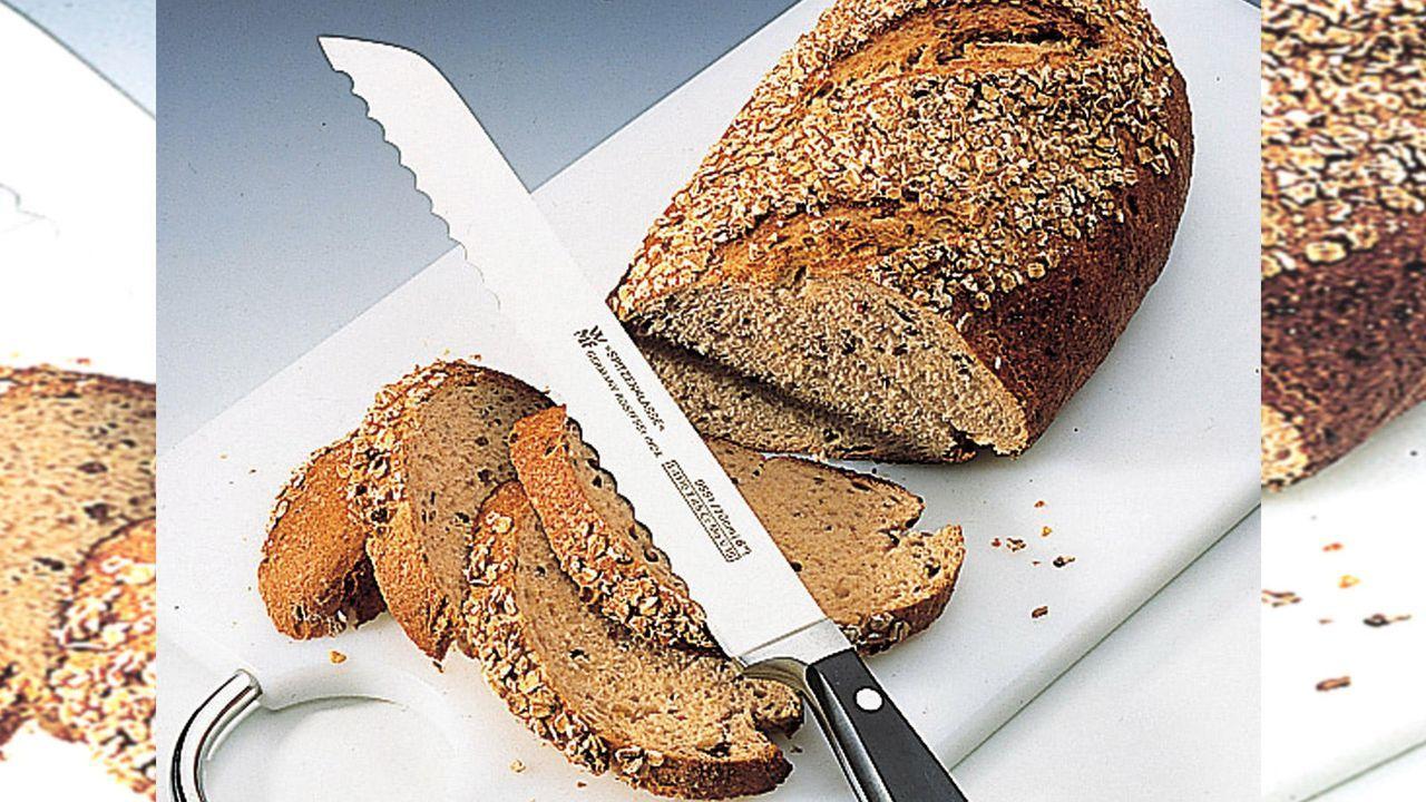Brotmesser - Bildquelle: dpa