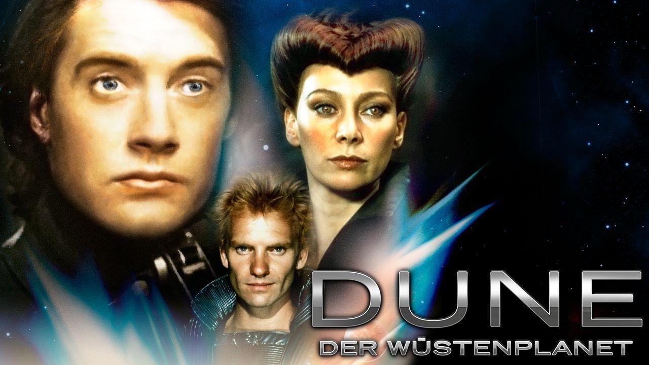 Dune - Der Wüstenplanet - Artwork - Bildquelle: LEONINE Studios