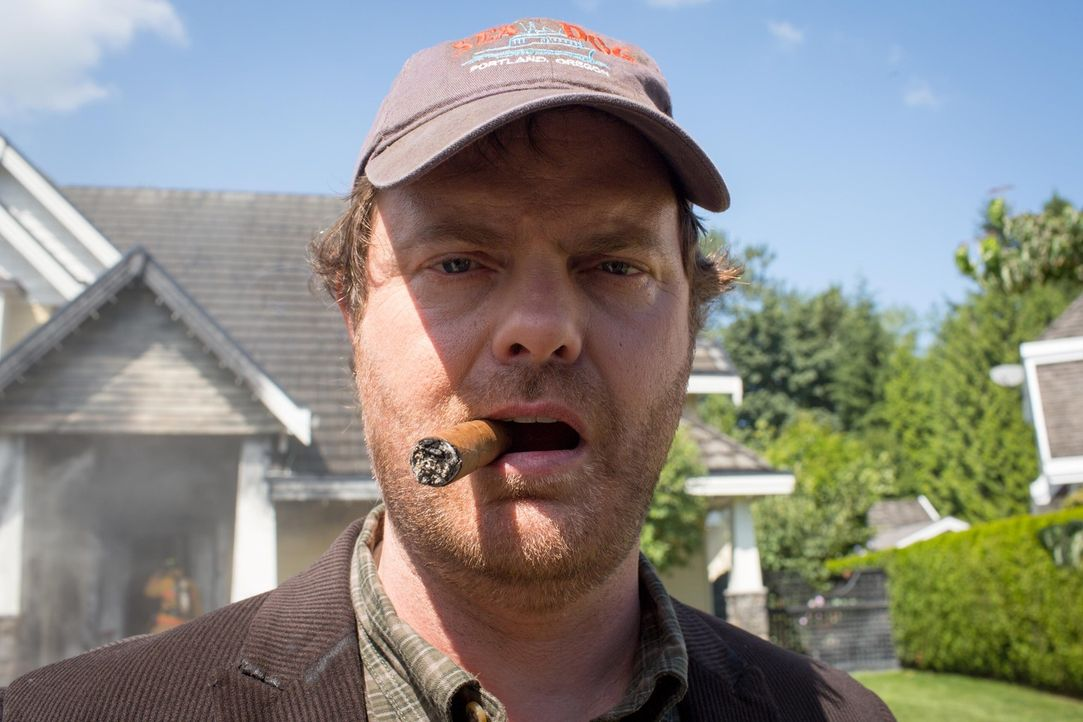 Hat ein unglaubliches Gespür für Unrecht: Backstrom (Rainn Wilson) ... - Bildquelle: 2015 Fox and its related entities. All rights reserved.