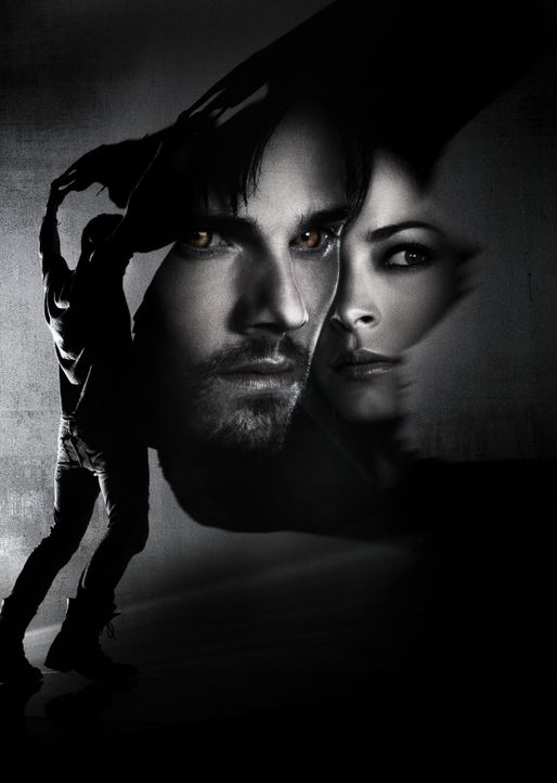 (2. Staffel) - BEAUTY AND THE BEAST - Artwork - Bildquelle: 2013 The CW Network, LLC. All rights reserved.