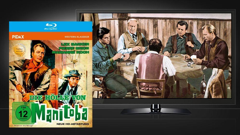 Die Hölle von Manitoba (Blu-ray Disc) - Bildquelle: Pidax