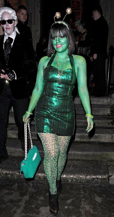 Stars an Halloween: Lily Allen - Bildquelle: WENN.com