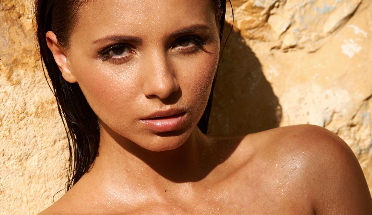 Antoniya Petrova - Bildquelle: Thomas Fiedler für Playboy Dezember 2014