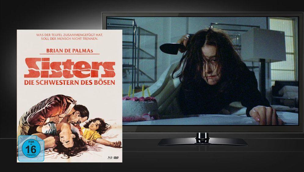 Sisters - Schwestern des Bösen (Mediabook Blu-ray+DVD) (Kopie) - Bildquelle: Koch Films