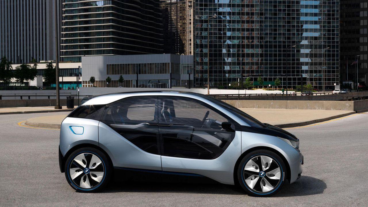 BMW i3 - Bildquelle: BMW