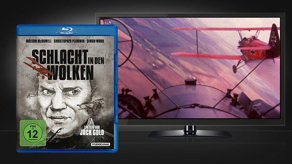 Schlacht in den Wolken (Blu-ray Disc) - Bildquelle: Studiocanal
