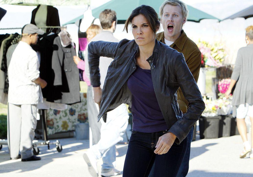 Ein neuer Fall beschäftigt Kensi (Daniela Ruah) und ihre Kollegen ... - Bildquelle: CBS Studios Inc. All Rights Reserved.