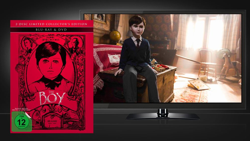 The Boy (Blu-ray & DVD) - Bildquelle: Capelight Pictures