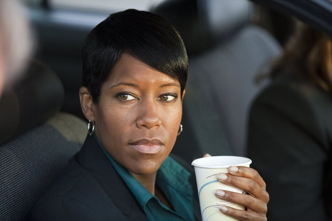Ihre neue Partnerin dominiert Detective Lydia Adams (Regina King) in jeder Hinsicht ... - Bildquelle: Warner Brothers