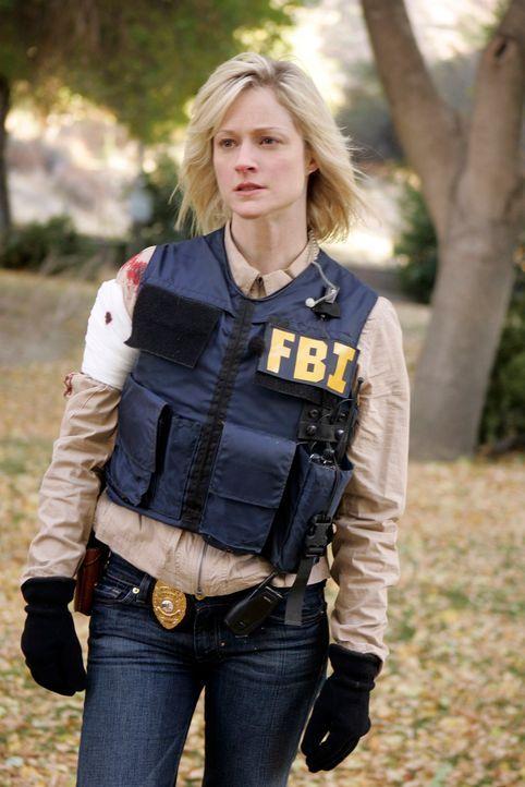 Unterstützt Don bei seinem neuen Fall: Rachel (Teri Polo) ... - Bildquelle: Paramount Network Television