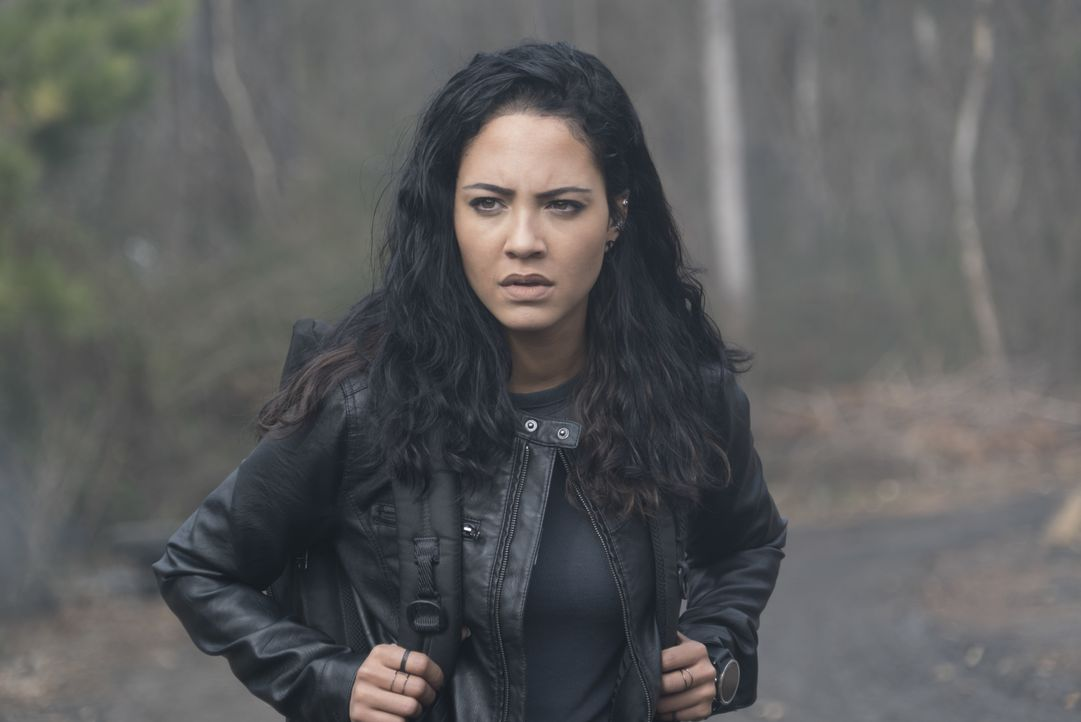 Riley Davis (Tristin Mays) - Bildquelle: Annette Brown CBS © 2018 CBS Broadcasting, Inc. All Rights Reserved. / Annette Brown