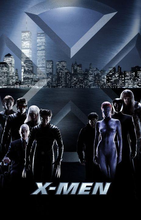 X-Men - Artwork - Bildquelle: 2000 Twentieth Century Fox Film Corporation. All rights reserved.