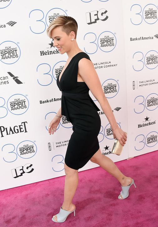 Scarlett-Johansson-150221-getty-AFP - Bildquelle: getty-AFP
