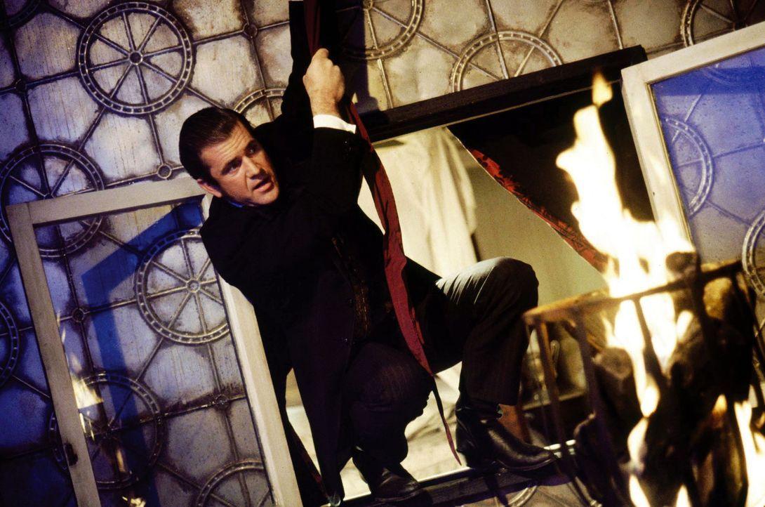 Als Maverick (Mel Gibson) von einem Poker-Turnier hört, dessen Preisgeld sich auf eine stolze halbe Million Dollar beläuft, macht er sich sofort a... - Bildquelle: Warner Bros. Pictures