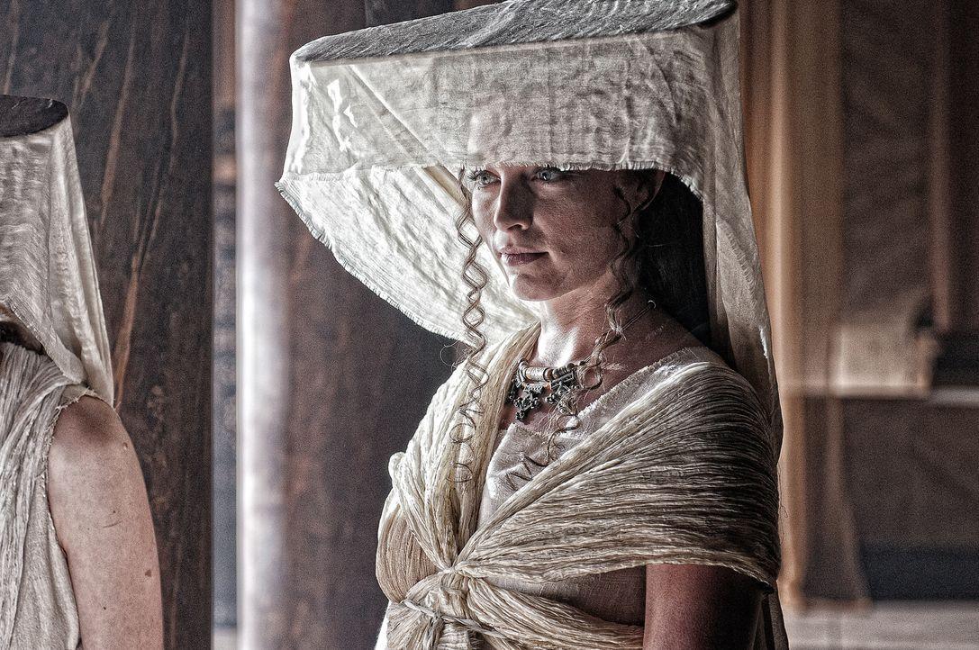 Noch ahnt Tamara (Rachel Nichols) nicht, in welcher Gefahr sie schwebt. Sie hat nämlich die Gabe, ein bestimmtes Auferstehungsritual ausführen, was... - Bildquelle: Nu Image Films