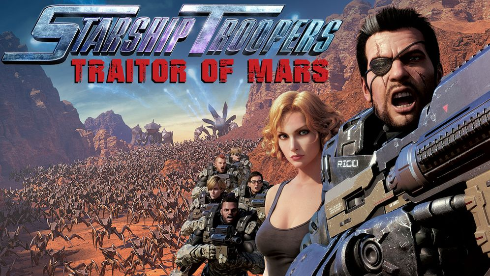 Starship Troopers: Traitor of Mars - Bildquelle: 2017 Sony Pictures Worldwide Acquisitions Inc. All Rights Reserved.