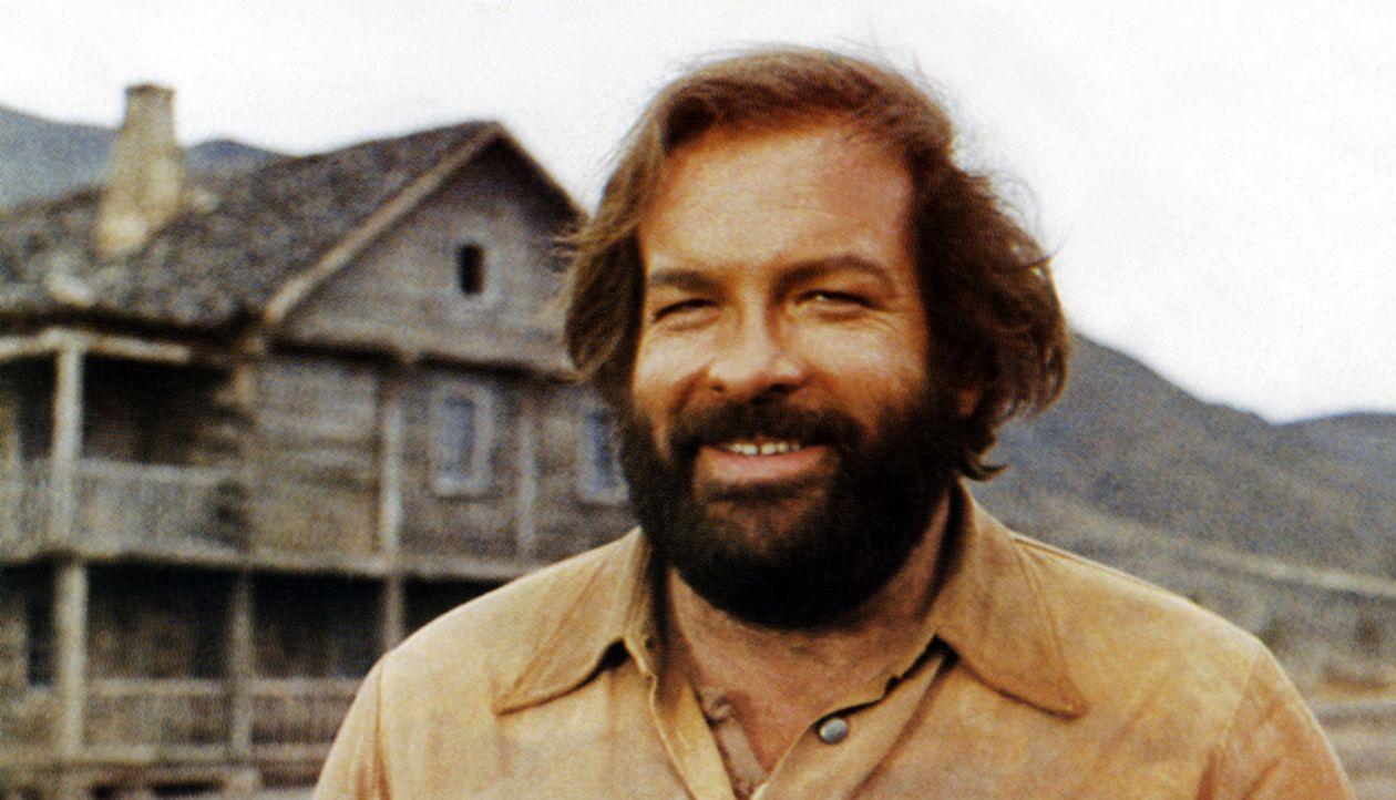 Der gutmütige Coburn (Bud Spencer) gerät auf der Flucht vor dem Revolverhelden Sonny an den kleinen Chip, der gerade eine Ranch geerbt hat ...